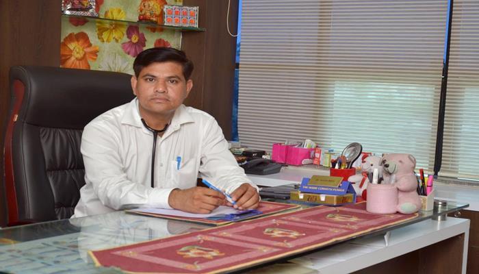 Dr Jayesh N Patel Krishna Children Hospital Mahesana